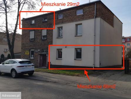 Mieszkanie 4-pokojowe Poznań Dębiec, ul. Łozowa 42