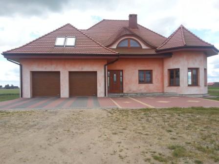 dom wolnostojący, 6 pokoi Ciechocin