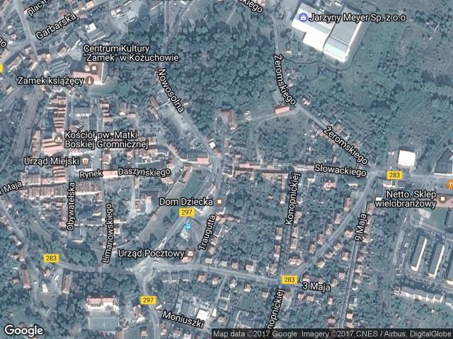 Mieszkanie 2-pokojowe Kożuchów, ul. Traugutta 11