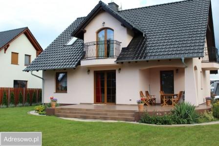 dom wolnostojący, 5 pokoi Nowa Sól, ul. Chopina