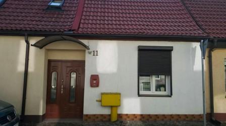 bliźniak, 2 pokoje Drezdenko, ul. Wiejska 11