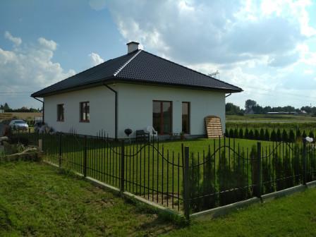 dom wolnostojący, 3 pokoje Majdan Krasieniński, Majdan Krasieniński