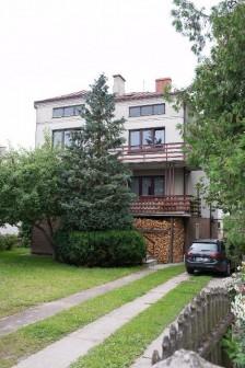 dom wolnostojący Augustów, ul. Wypusty