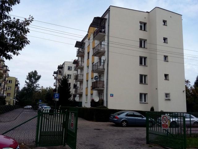 Mieszkanie 2-pokojowe Konstancin-Jeziorna, ul. Mariana Jaworskiego 21P