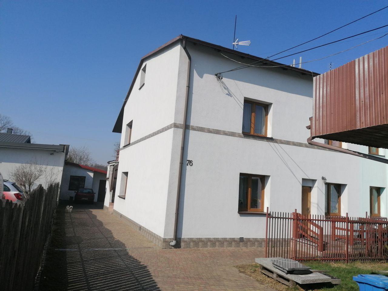 bliźniak, 6 pokoi Łódź Bałuty, ul. Szczecińska