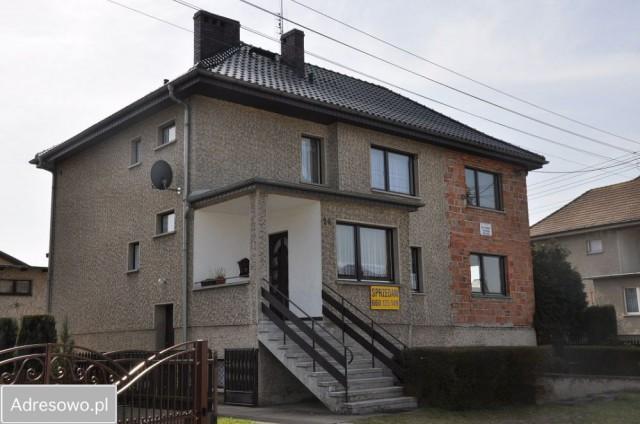 dom wolnostojący Olesno, ul. Słoneczna 26