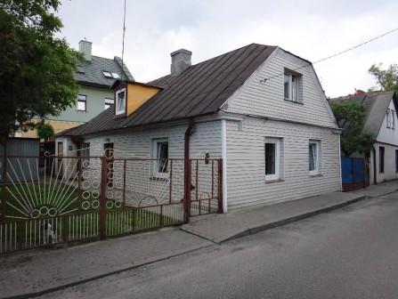 dom wolnostojący Lubartów Centrum, ul. ks. Aleksandra Szulca