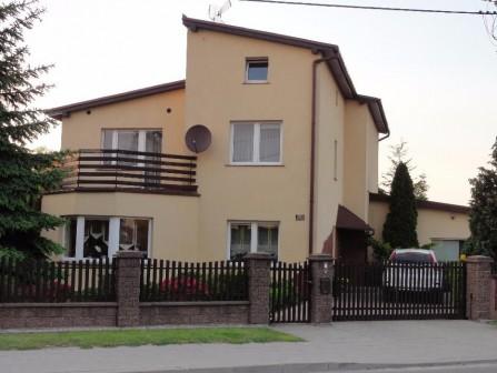 dom wolnostojący, 5 pokoi Kalisz Winiary