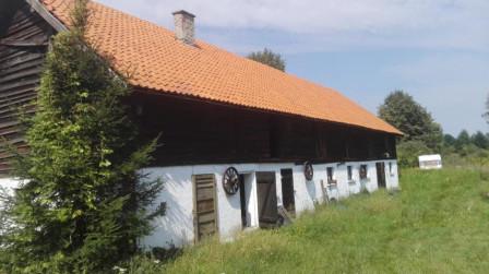Działka rolno-budowlana Mokiny