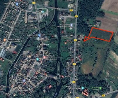 Działka budowlana Łabiszyn