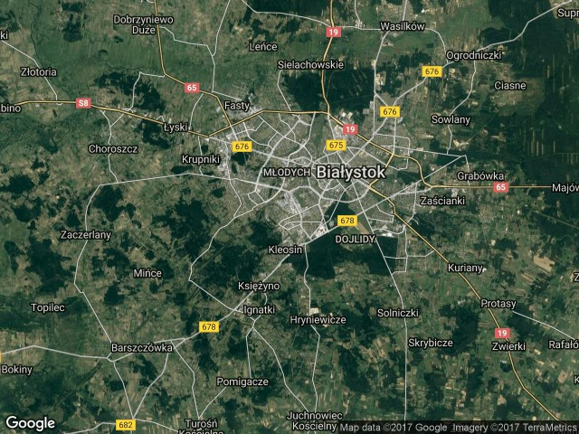 Mieszkanie 2-pokojowe Białystok Nowe Miasto, ul. Transportowa
