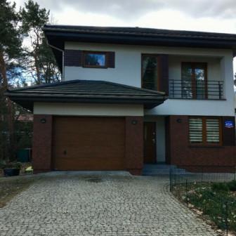dom wolnostojący, 4 pokoje Warszawa Wawer, ul. Ślimaka 40A