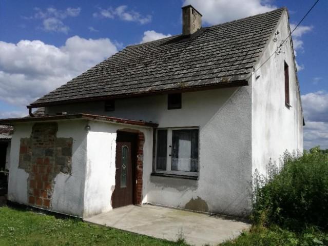 dom wolnostojący Łagiewniki Wielkie