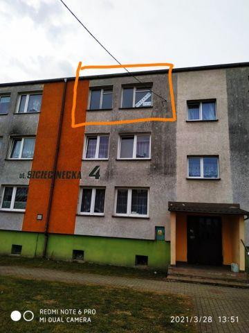 Mieszkanie 3-pokojowe Tychowo, ul. Szczecinecka