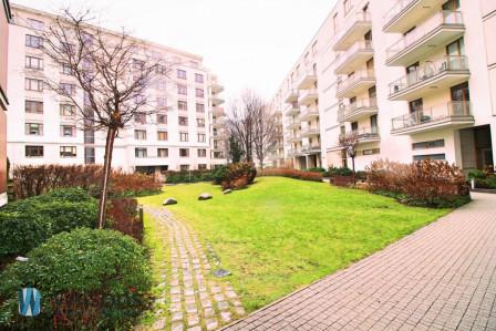Mieszkanie 4-pokojowe Warszawa Śródmieście, ul. Leona Kruczkowskiego 6