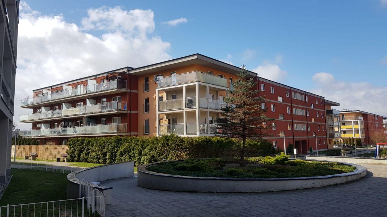 Mieszkanie 2-pokojowe Pruszcz Gdański, ul. Jana z Kolna
