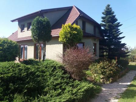 dom wolnostojący, 5 pokoi Jarocin