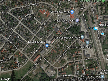 Mieszkanie 2-pokojowe Puck, ul. Wejherowska 28