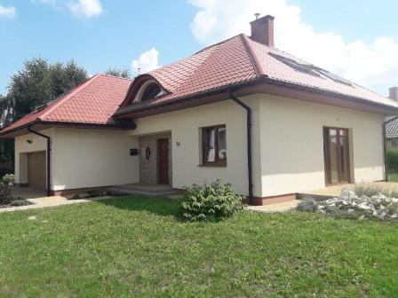 dom wolnostojący, 6 pokoi Puławy Kolejowa