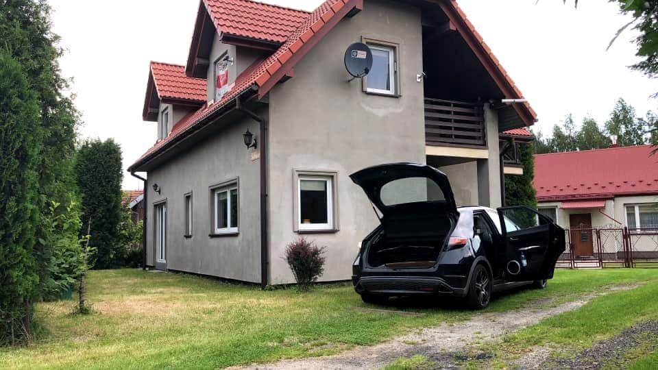dom wolnostojący, 5 pokoi Jasło, ul. Sobniowska