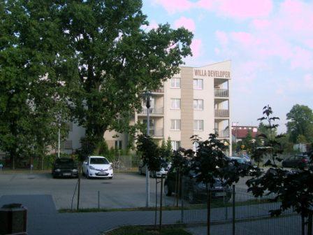 Mieszkanie 2-pokojowe Radzymin Centrum, ul. Lecha Falandysza 11