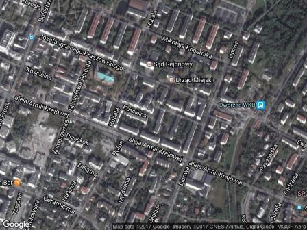 Mieszkanie 4-pokojowe Pruszków Centrum, ul. Kościelna 2