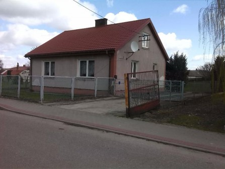 dom wolnostojący Szumowo