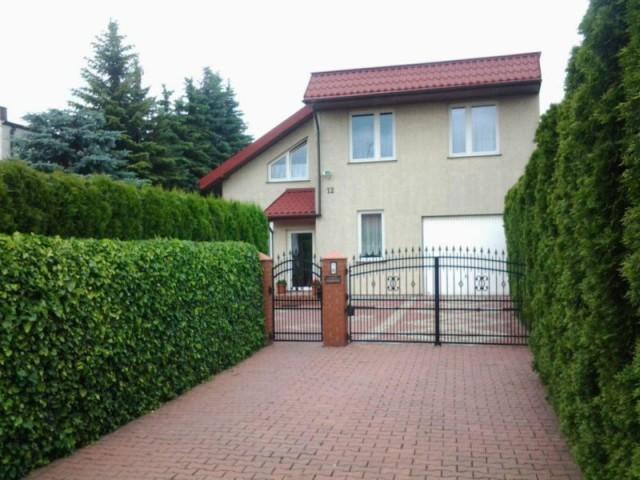 dom wolnostojący, 5 pokoi Skórzewo