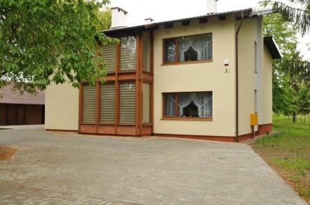 dom wolnostojący Tuchola
