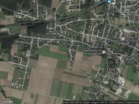 Działka budowlana Luzino, ul. Rumiankowa