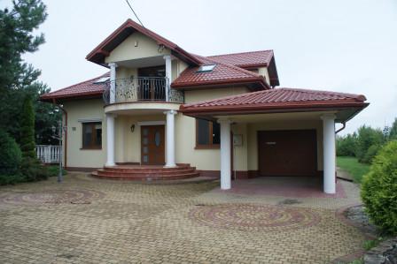 dom wolnostojący, 5 pokoi Długobórz Drugi, Długobórz Drugi 72