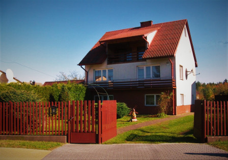 dom wolnostojący, 6 pokoi Janów Lubelski Przyborowie, ul. Przyborowie