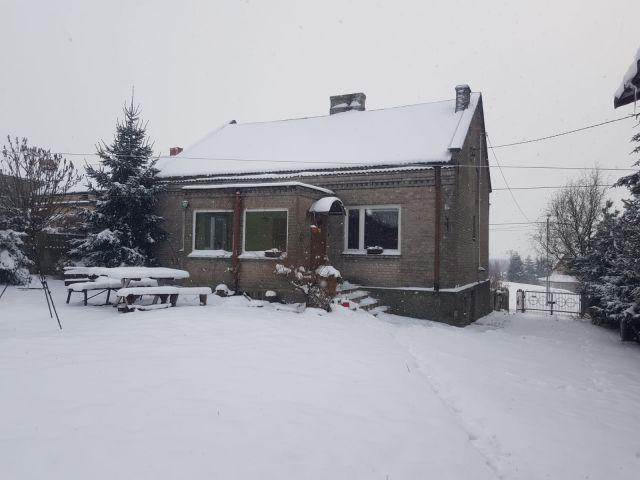 dom wolnostojący, 3 pokoje Ostrowiec Świętokrzyski Denków, ul. Podstawie