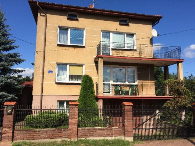dom wolnostojący, 5 pokoi Łomża, ul. Krzywa