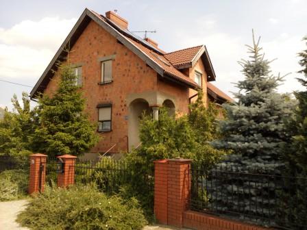 dom wolnostojący, 6 pokoi Śrem, ul. Józefa Wybickiego