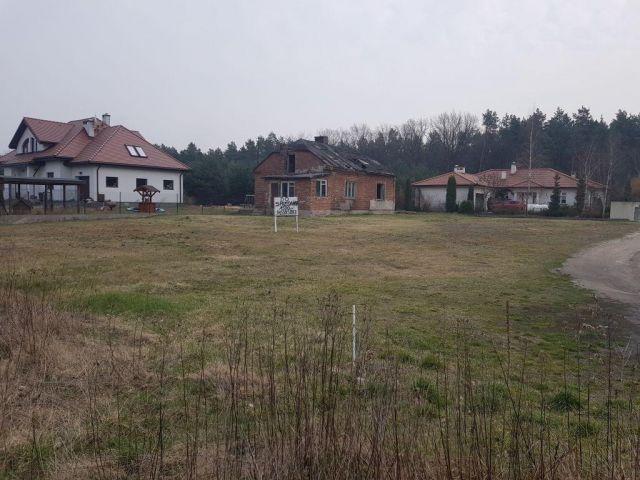 Działka budowlana Parcela-Obory, ul. Żwirowa