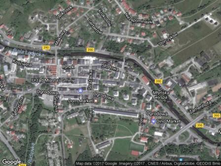 Mieszkanie 1-pokojowe Lądek-Zdrój, ul. Zdrojowa 28
