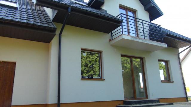 dom wolnostojący, 4 pokoje Rzeszów Biała, ul. kard. Karola Wojtyły 149