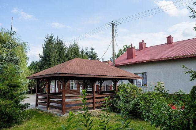 dom wolnostojący, 5 pokoi Głuchów, Głuchów