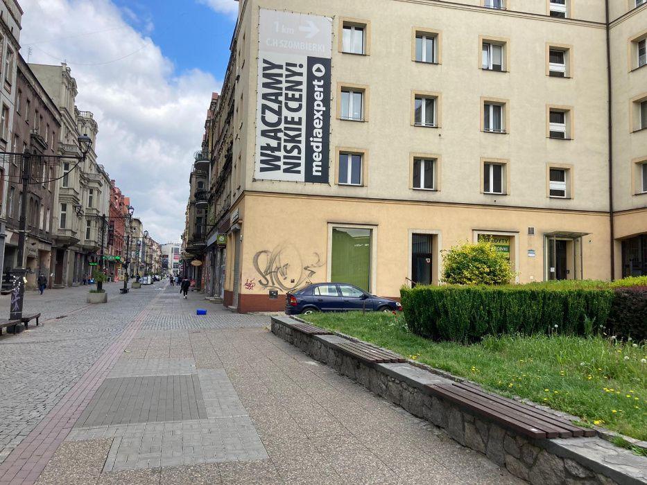 Mieszkanie 4-pokojowe Bytom Śródmieście, ul. Dworcowa