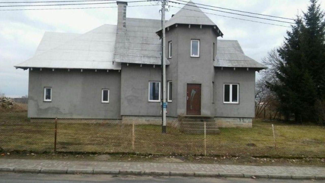 dom wolnostojący, 6 pokoi Skarlin