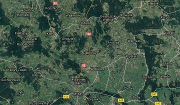 Działka rolna Dąbrowa