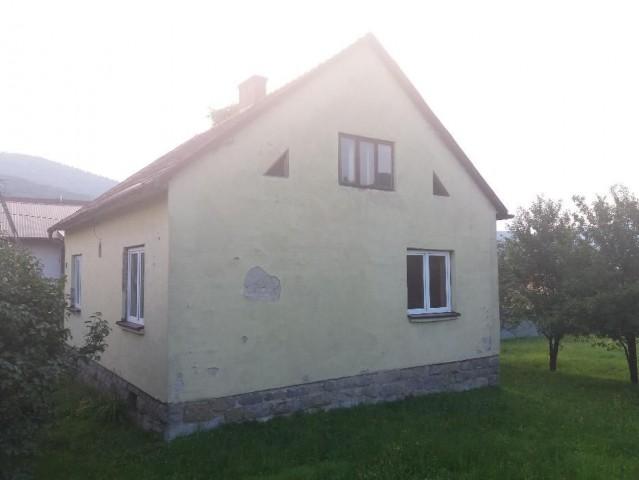 dom wolnostojący Międzybrodzie Żywieckie