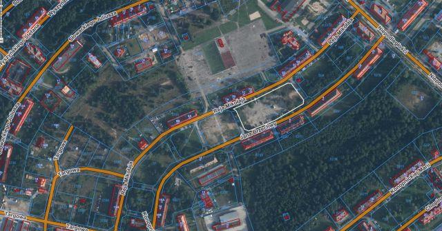 Działka budowlana Borne Sulinowo, ul. Jana Brzechwy