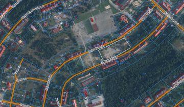 Działka budowlana Borne Sulinowo, ul. Jana Brzechwy. Zdjęcie 1