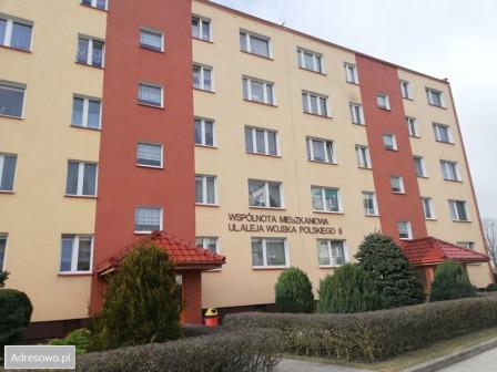 Mieszkanie 1-pokojowe Górowo Iławeckie, al. Wojska Polskiego 8