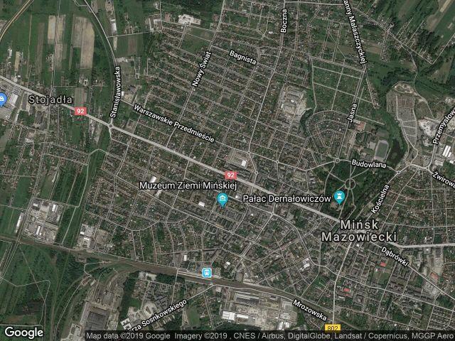 Mieszkanie 3-pokojowe Mińsk Mazowiecki Centrum, ul. Warszawska 103