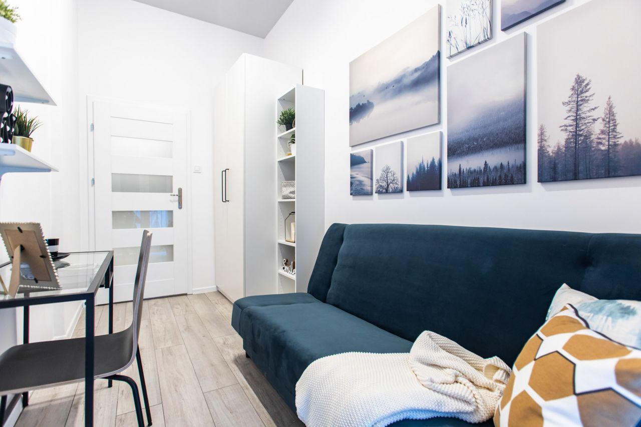 Mieszkanie 6-pokojowe Łódź Śródmieście, ul. Stefana Jaracza