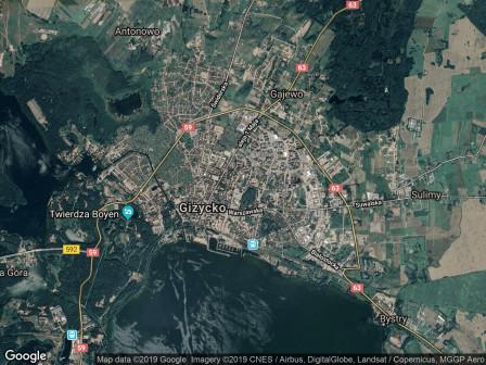 Mieszkanie 1-pokojowe Giżycko, ul. I Dywizji im. T. Kościuszki
