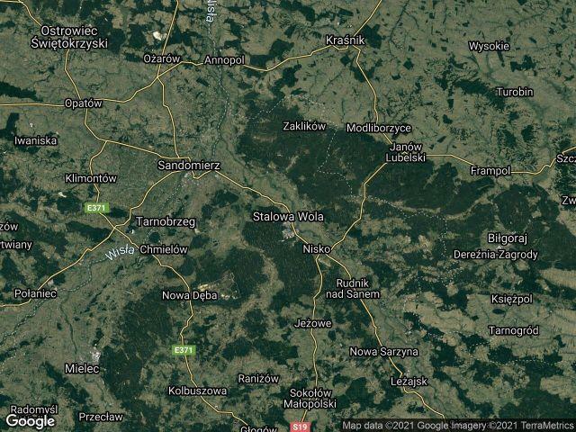 Działka budowlana Stalowa Wola Karnaty, ul. Brandwicka